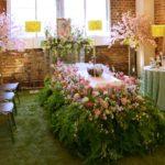 歴史あるレンガ造りの教会でお葬式体験会
