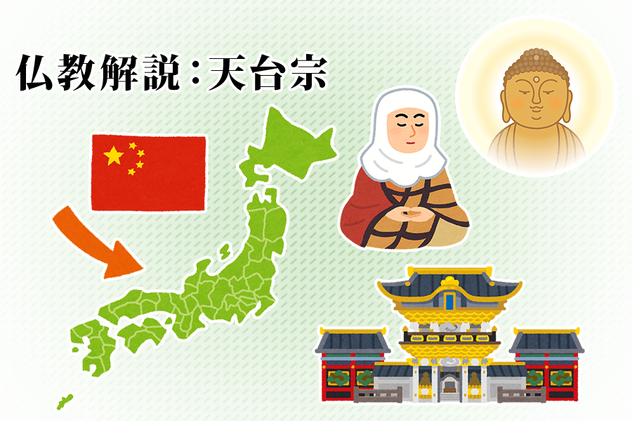 仏教解説:天台宗