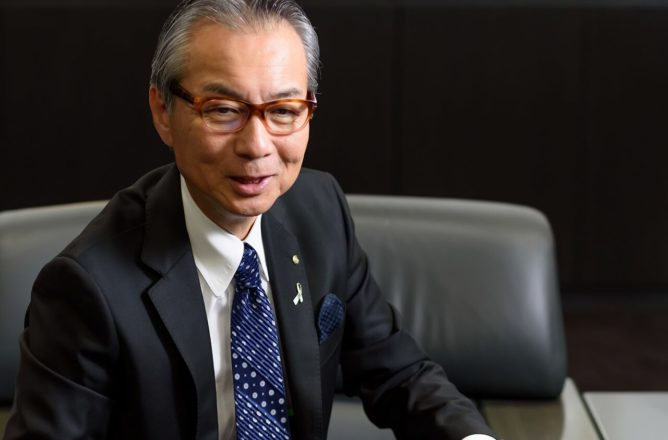 株式会社清月記 代表取締役 菅原裕典