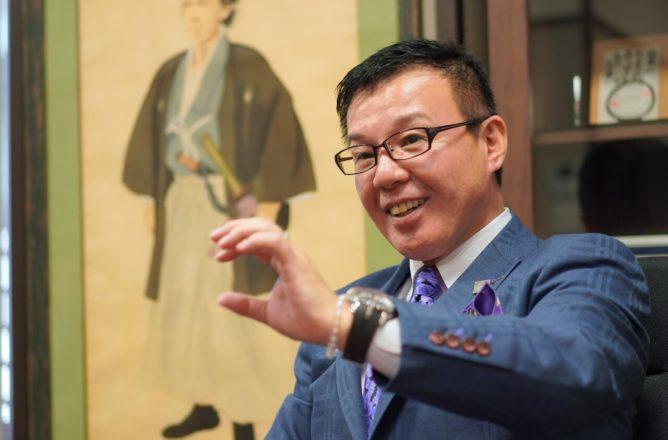 株式会社ティア 代表取締役社長 冨安徳久