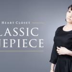胸の大きい女性でも安心して着れる喪服発売。葬祭関係者のユニフォームとしても。
