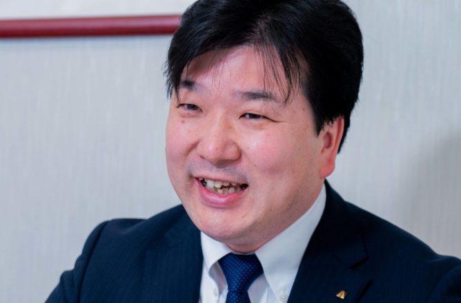 泉屋株式会社 代表取締役社長 泉浩一