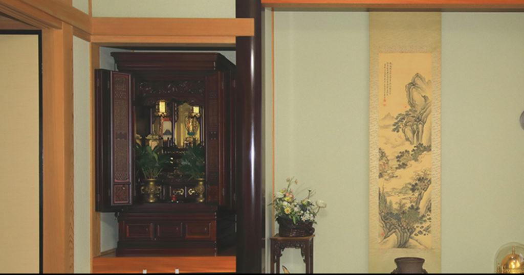臨済宗のお仏壇の飾り方は分派によって異なるため、詳しくは菩提寺に相談してください。