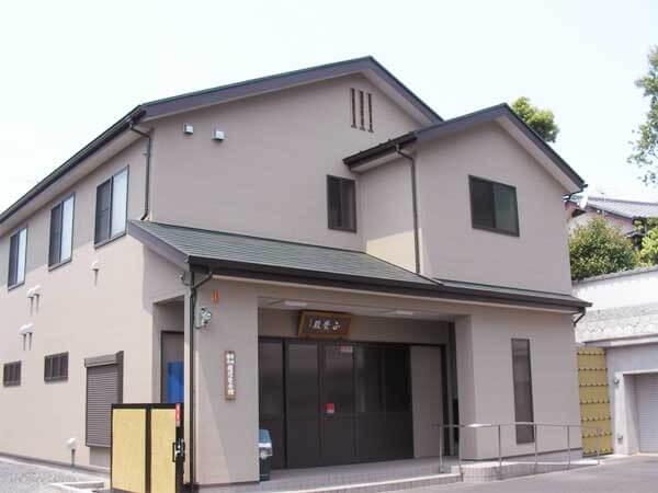 東明禅寺 正覚殿